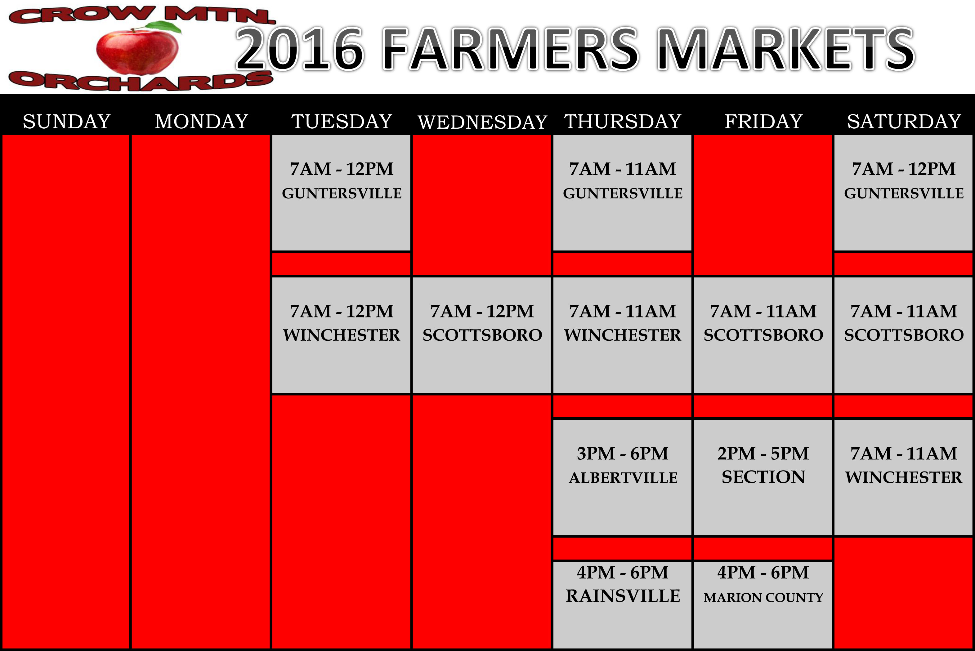 22 Farmers Home Furniture Jasper Al Hours The Wednesday Market Opens This Week Best